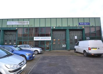 Thumbnail Warehouse for sale in 22 City Commerce Centre (Freehold), Southampton