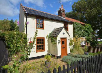 Thumbnail 3 bed cottage for sale in London Road, Wrentham, Beccles