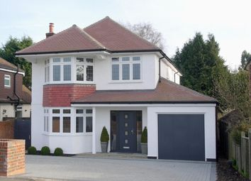 Thumbnail 4 bed detached house for sale in Bradbourne Vale Road, Sevenoaks