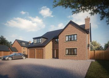 Thumbnail 5 bed detached house for sale in The Mynd, Norton In Hales, Market Drayton