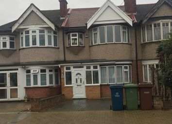 Thumbnail 3 bed terraced house to rent in Exeter Road, Harrow, Rayneslane
