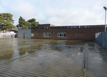 Thumbnail Industrial to let in Warehouse With Self-Contained Yard, 3A Diamond Road, Norwich