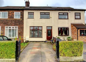 Thumbnail 3 bed terraced house for sale in Woodfield Avenue, Hyde