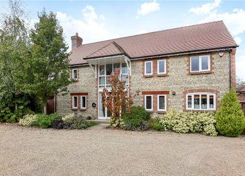 Thumbnail 4 bed detached house for sale in Augustan Avenue, Shillingstone, Blandford Forum, Dorset