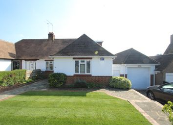 Thumbnail 2 bed bungalow for sale in Briton Hill Road, Sanderstead Village, South Croydon