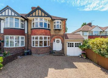 Thumbnail 3 bed semi-detached house for sale in Worcester Park, ., Surrey