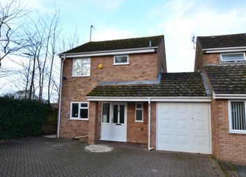Thumbnail 3 bed link-detached house for sale in Hazebrouck Close, Cheltenham