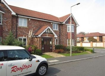 Thumbnail 2 bed flat to rent in Bloomfield Close, Cheadle Hulme, Cheshire