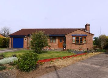 Thumbnail 3 bed bungalow for sale in Bartholomew Close, Bardney, Lincoln