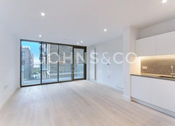Thumbnail 2 bed flat to rent in Commodore House, Royal Wharf