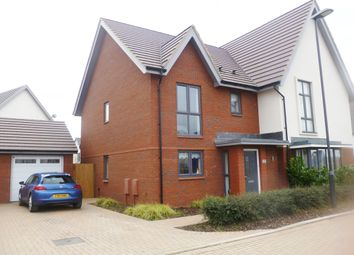 Thumbnail 3 bed semi-detached house for sale in Artisans Lane, Swindon