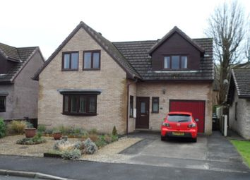 Thumbnail 4 bed property for sale in Tawe Park, Ystradgynlais, Swansea