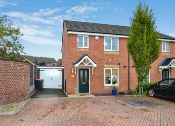 Thumbnail Semi-detached house for sale in Palisade Close, Newport