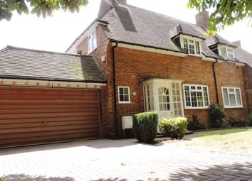 Thumbnail 3 bed property to rent in Kingston Avenue, East Horsley, Leatherhead