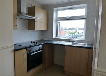 Thumbnail 1 bed flat to rent in Huntly Grove, Peterborough