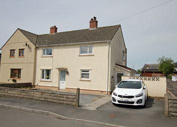 Thumbnail 3 bed semi-detached house for sale in Abergwili, Carmarthen, Carmarthenshire