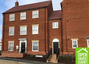Thumbnail 2 bedroom flat to rent in Hardwick Hill, Banbury