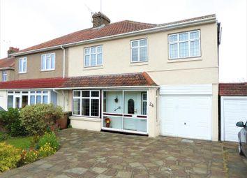Thumbnail 5 bed semi-detached house for sale in Barnehurst Road, Bexleyheath, Kent