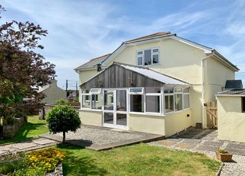 Thumbnail 4 bed detached house for sale in Staddiscombe Road, Staddiscombe, Plymouth