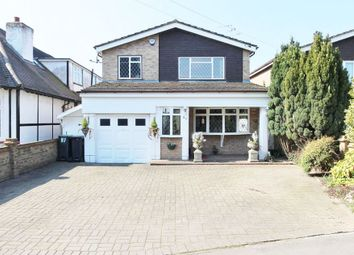 Thumbnail 4 bedroom detached house for sale in Old Nazeing Road, Broxbourne