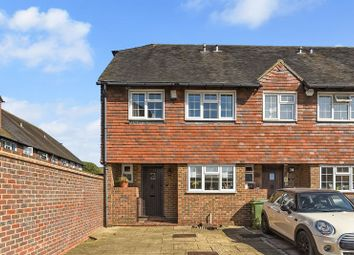 Thumbnail 3 bed semi-detached house for sale in Cottage Field Close, Sidcup