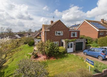 Thumbnail 3 bed detached house for sale in Okefield Avenue, Crediton