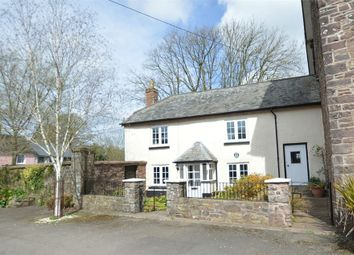 Thumbnail 3 bed semi-detached house for sale in The Square, Witheridge, Tiverton, Devon