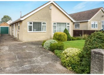 Thumbnail 3 bed detached bungalow for sale in The Close, Sturton By Stow