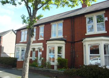 Thumbnail 3 bed terraced house to rent in Ventnor Gardens, Whitley Bay