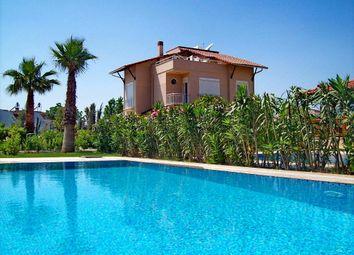 Thumbnail 4 bed villa for sale in Villas And Pool Paradise Antalya, Serik, Antalya Province, Mediterranean, Turkey
