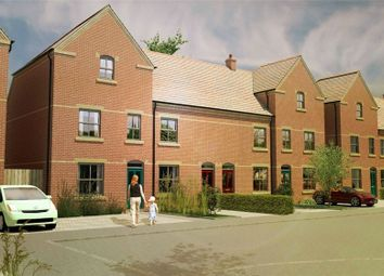 Thumbnail 2 bed town house for sale in Plot 26, The Willow, Dormer Woods, Shireoaks Road, Worksop, Nottinghamshire