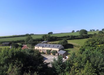 Thumbnail 4 bedroom barn conversion for sale in Near Bigbury On Sea, Modbury, South Devon