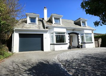 Thumbnail 4 bed detached house for sale in Goosewell Road, Plymstock, Plymouth