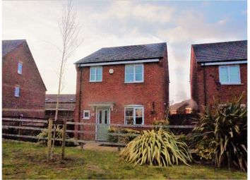 Thumbnail 3 bed detached house for sale in Spode Drive, Swadlincote