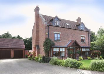 Thumbnail 6 bed detached house for sale in Fair View Court, Wheaton Aston, Stafford