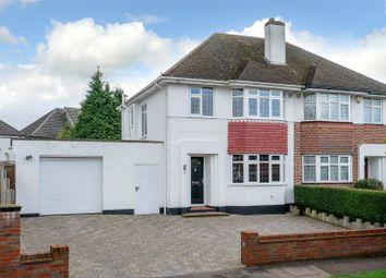 Thumbnail Semi-detached house for sale in Mountfield Road, Adeyfield, Hemel Hempstead, Hertfordshire