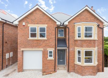Thumbnail 4 bed detached house for sale in Station Road, Mickleover, Derby