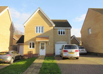 Thumbnail 4 bedroom detached house to rent in Alicante Way, Norwich