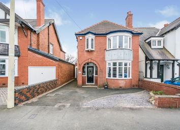 Thumbnail 3 bed detached house for sale in The Crescent, Cradley Heath