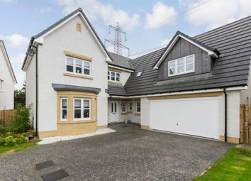 Thumbnail 5 bed detached house for sale in Broomhouse Drive, Uddingston, Glasgow, North Lanarkshire