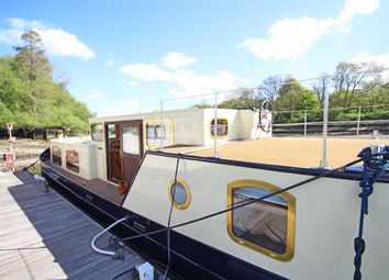 Thumbnail 1 bed houseboat for sale in Railshead Road, Isleworth