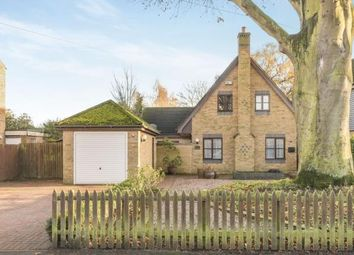 Thumbnail 4 bed detached house for sale in Wisbech, Cambridgeshire