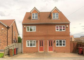 Thumbnail 3 bed property for sale in Grammar School Road, Brigg