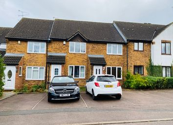 Thumbnail 2 bed terraced house to rent in Lucas Gardens, Luton