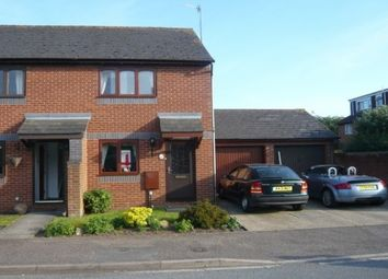 Thumbnail 2 bed terraced house to rent in Aragon Drive, Warwick