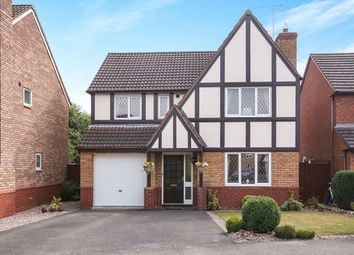 Thumbnail 4 bed detached house for sale in White Park Close, Middlewich