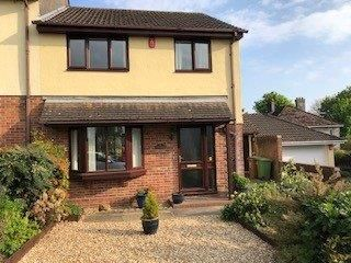 3 bed semi-detached house to rent in Oak Drive, Crownhill, Plymouth PL6
