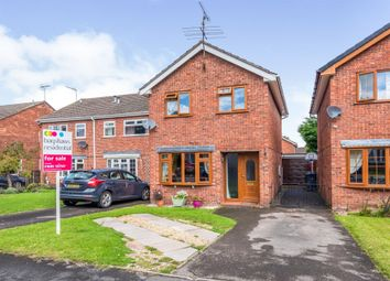 Thumbnail 3 bed detached house for sale in Stanley Crescent, Uttoxeter
