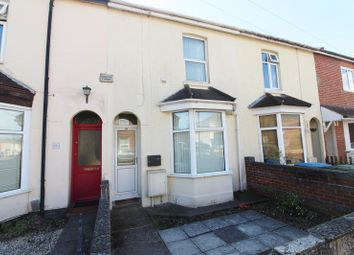 Thumbnail 3 bed terraced house for sale in Church Road, Southampton
