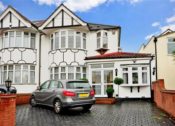 Thumbnail 3 bedroom semi-detached house for sale in Roding Lane South, Redbridge, Essex